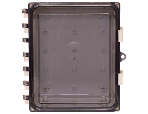 Clear Cover Plastic Enclosures