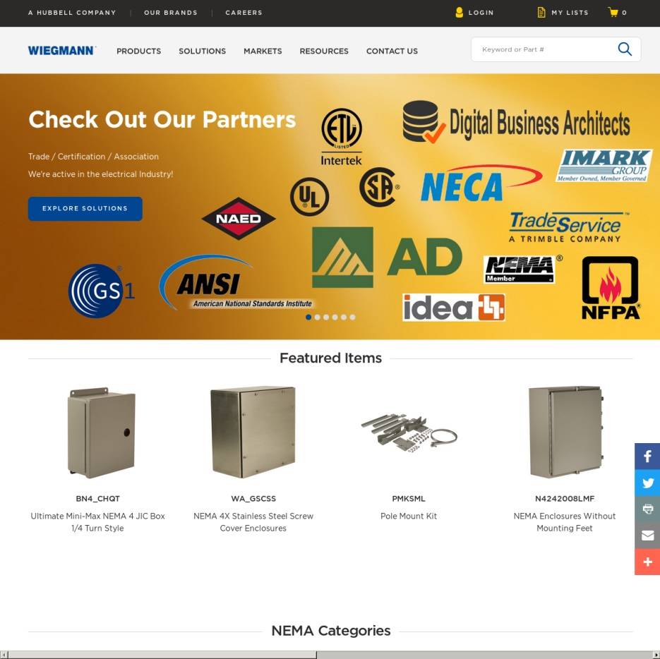 Electrical Cabinet Manufacturers Suppliers