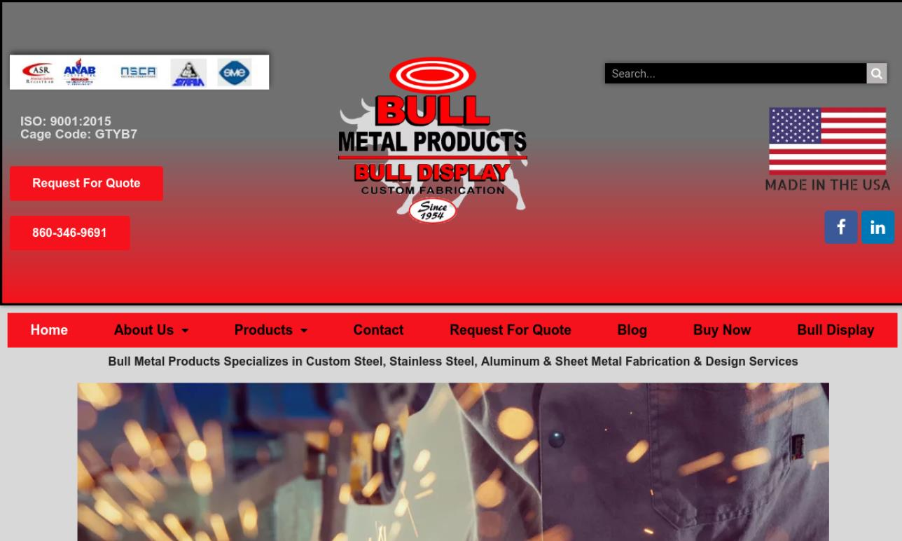 Bull Metal Products, Inc.