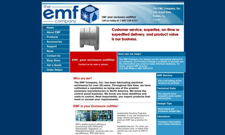 The EMF Company, Inc