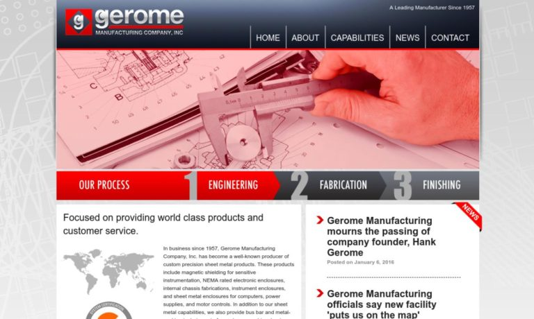Gerome Manufacturing Co., Inc.