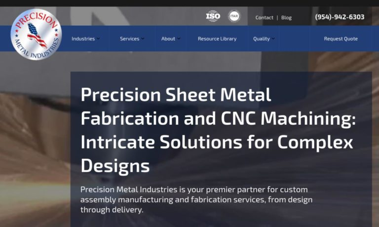 Precision Metal Industries