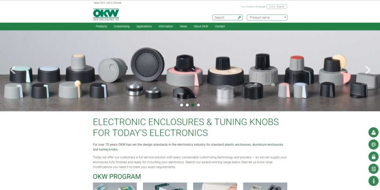 OKW Enclosures, Inc.